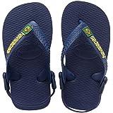 Havaianas Flip Flops Baby Brasil Logo
