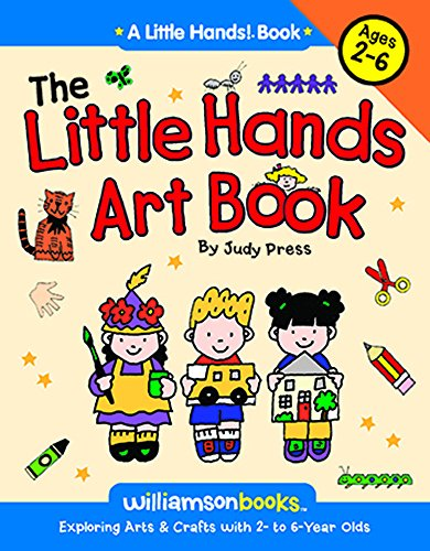 The Little Hands Art Book (Little Hands!)