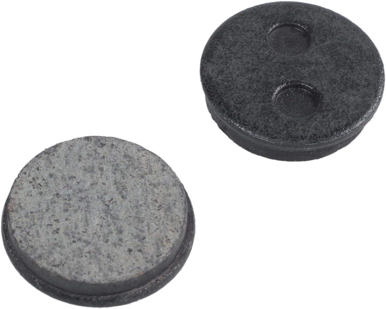 CURTT Jeu de 2 plaquettes de frein pour Mijia M365 Roller Skateboard Caliper M365 VTT V/élo