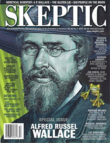 Skeptic Magazine (Vol 20 No. 3, 2015 - Alfred Russel Wallace)