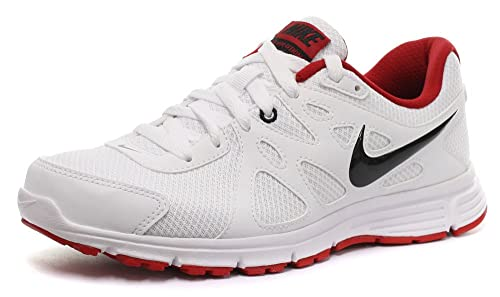 f65fa3ba1b09 Image Unavailable. Image not available for. Colour  Nike Men s Revolution 2  Msl White