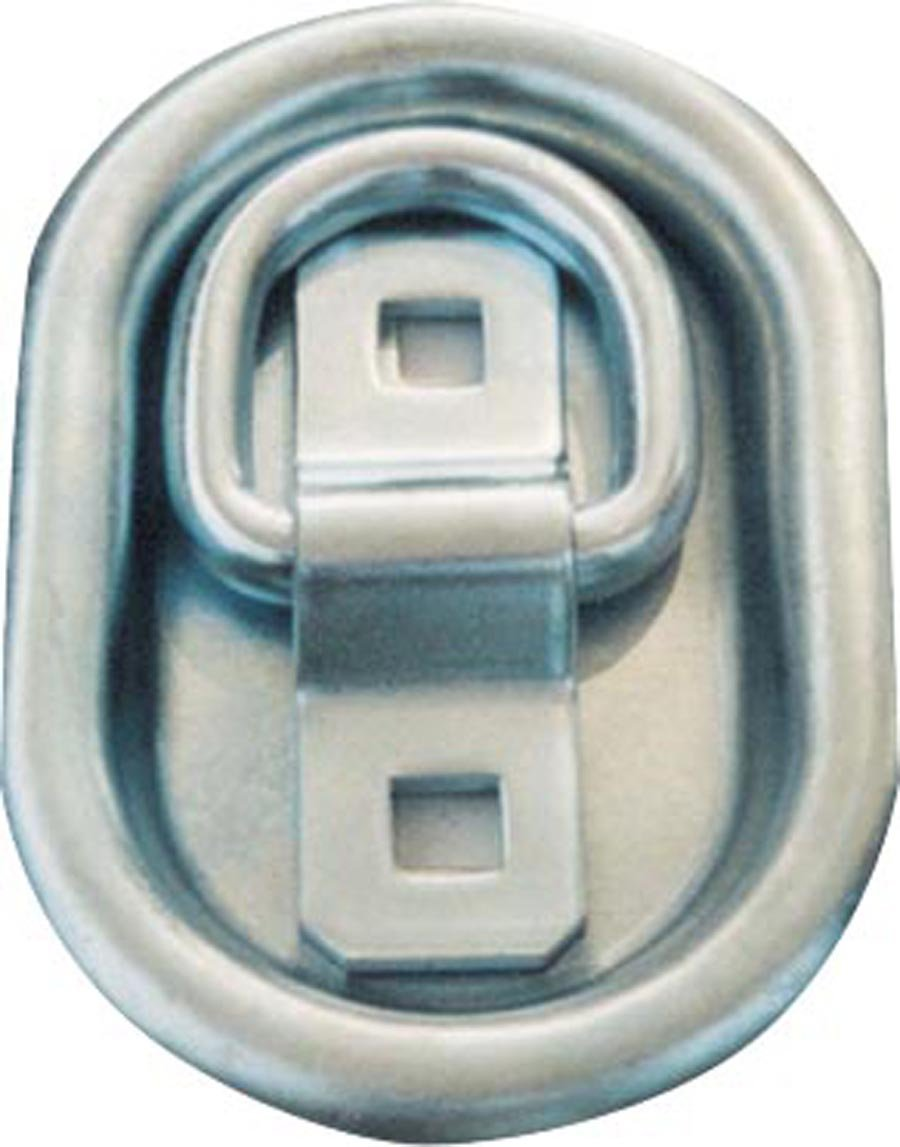 Erickson 59097 5000 lbs Load Capacity Oval Recessed Anchor Ring