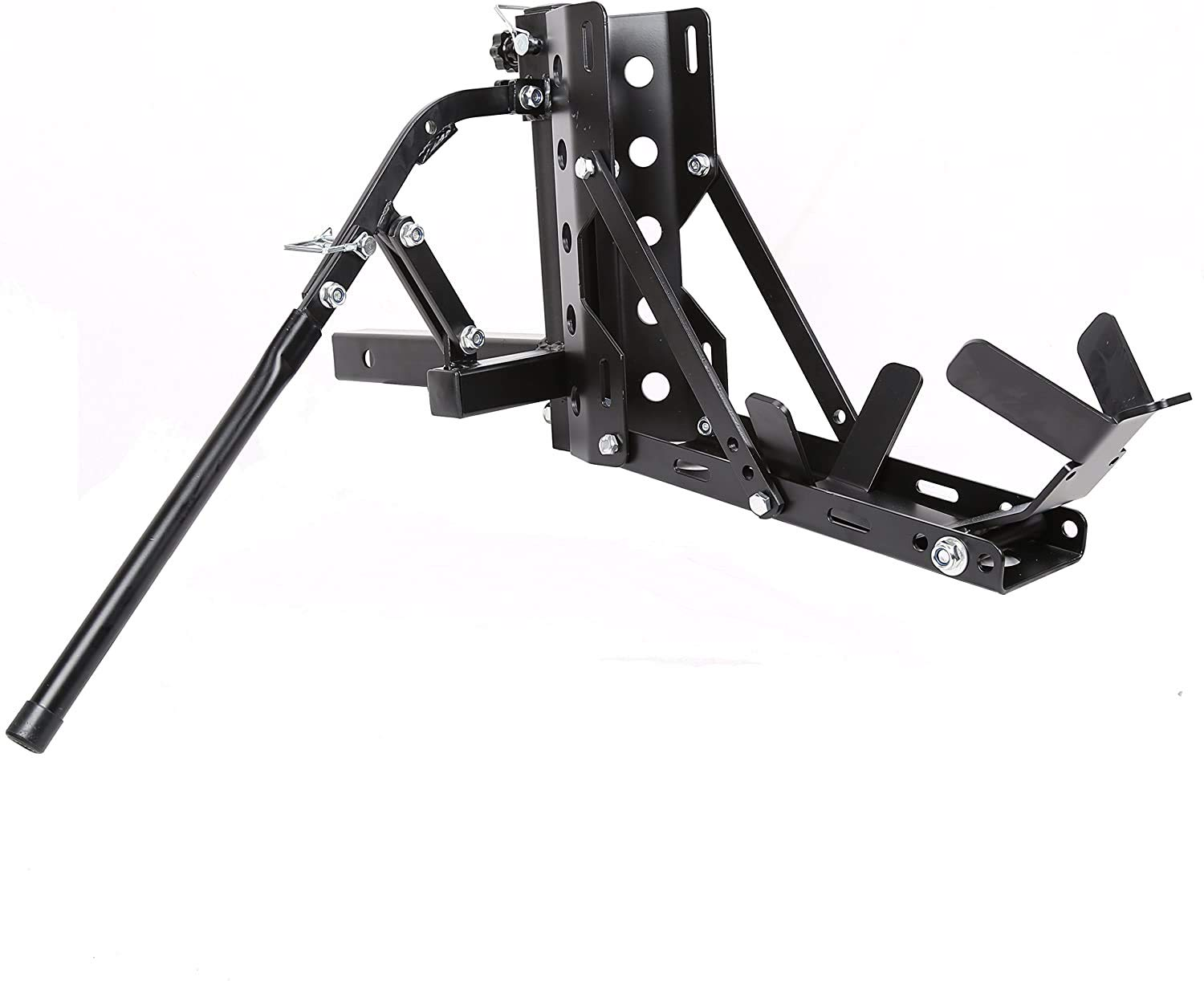 ECOTRIC Motorcycle Scooter Trailer Carrier Tow Dolly Hauler Rack Hitch 800LBS