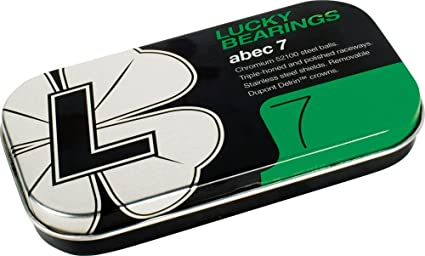 4594b0449 Image Unavailable. Image not available for. Color  LUCKY ABEC-7 Bearings