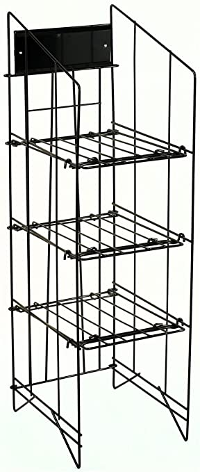 newspaper rack 1. Displays2go Newspaper Rack For Tabloid Size Publications, 12-1/4 X 43 1 S