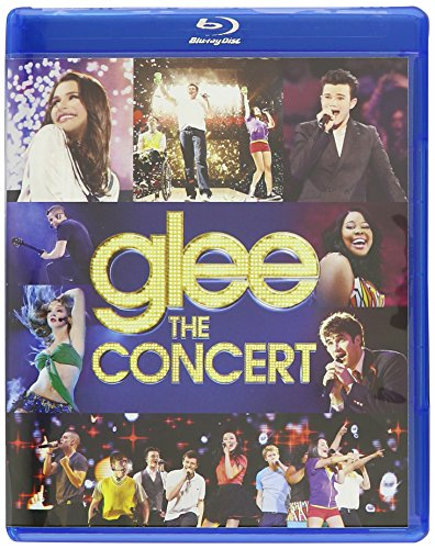 Glee: The Concert Blu-ray