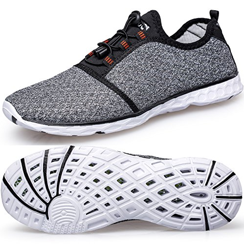 Cusselen Men Air Mesh Quick Drying Sport Water Shoes by Cusselen