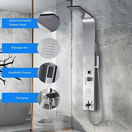 Massaging Shower System - 6