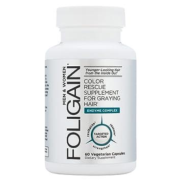 Foligain Anti Graue Haare Gegen Graue Haare Natürliche