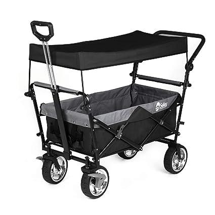 Amazon.com: Sekey carro plegable con toldo para uso al aire ...