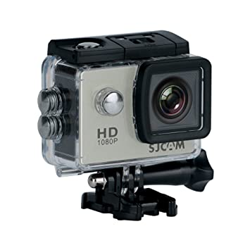 "SJCAM SJ4000 - Videocámara deportiva (LCD 2"", 1080p, 30 fps"