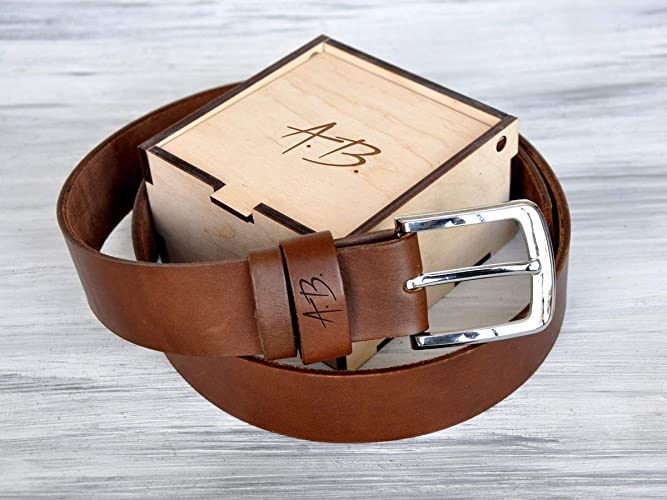 af12796d52d Custom Leather Belt Mens Leather Belt Personalized Gift for Dad Mens  Accessories Christmas Gift for Husband Wedding Belt Custom Belts for Men  Anniversary ...
