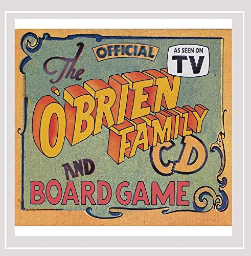 The Legal O'brien Family Cd and Board Game