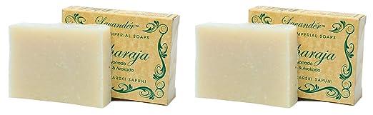 lavander maharaja 2 x premium sapone naturale sapone naturale 2