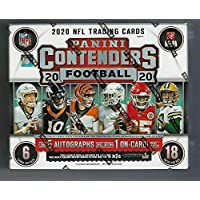 $749 » 2020 Panini NFL Contenders Football Hobby Factory Sealed Box