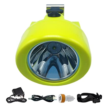 Amazon.com: Linterna frontal LED impermeable, acmenovo 2800 ...
