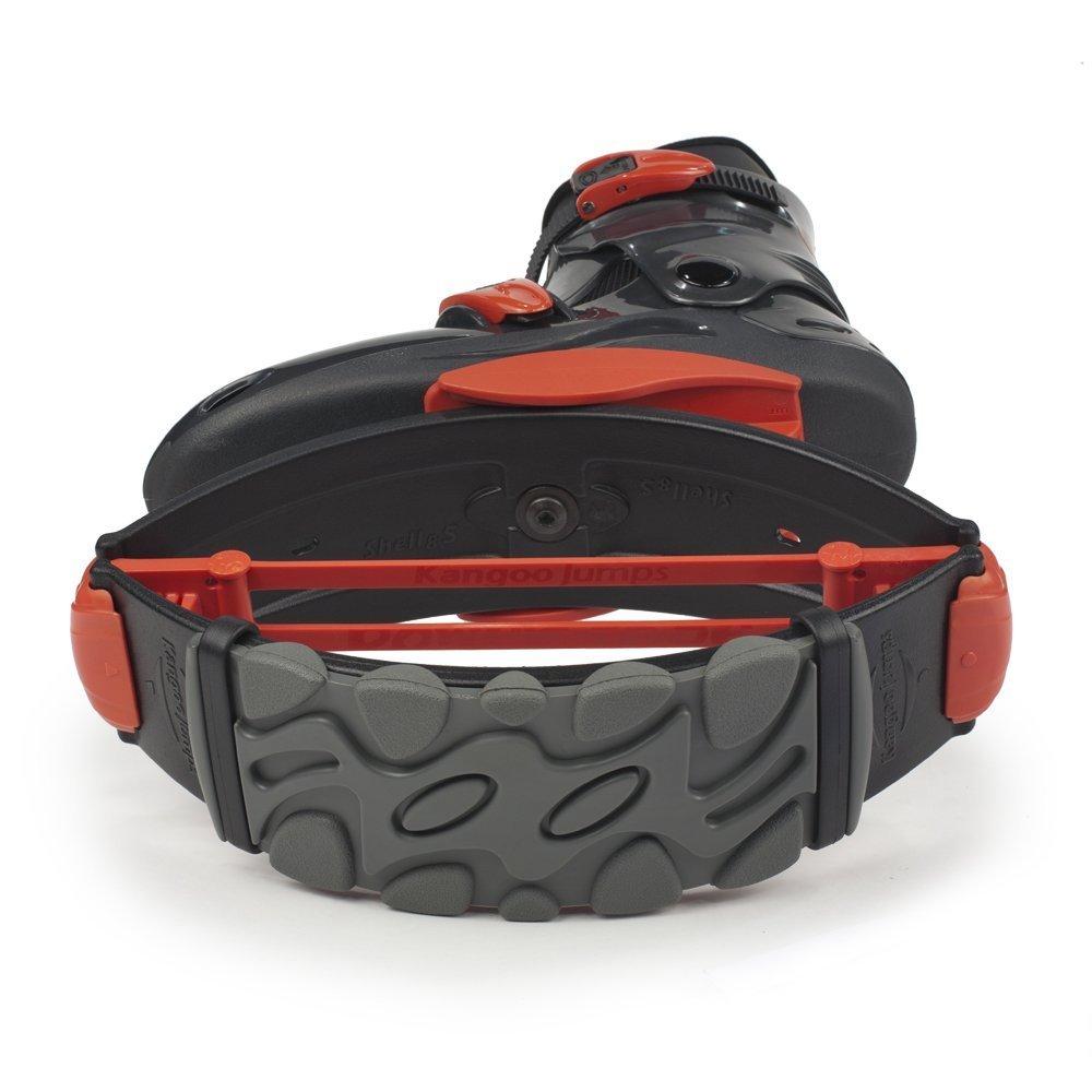 KangooJumps Stivaletti per Bambini Unisex Fitness Sport Giochi Titanium Red Peso Fino 55 kg