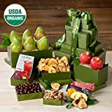 Organic Gift Tower - The Fruit Company