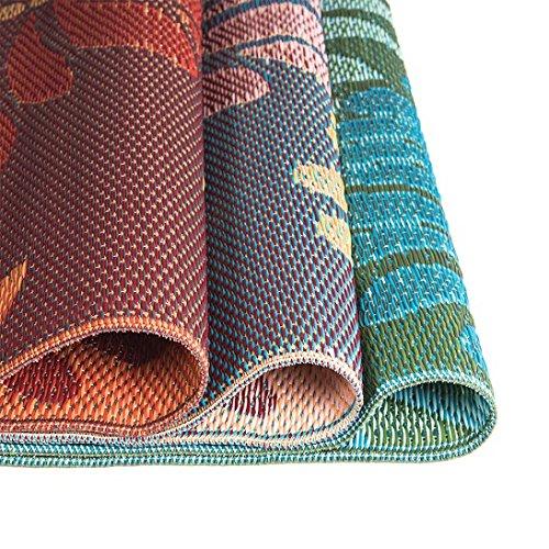 eluxurysupply outdoor rug mad mats uv fade resistant. Black Bedroom Furniture Sets. Home Design Ideas