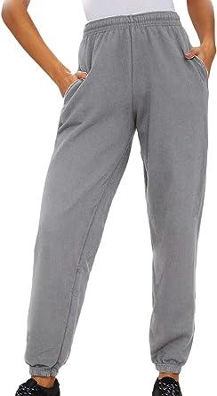 Vepodrau Pantalones de chándal para Mujer Pantalones de chándal de ...