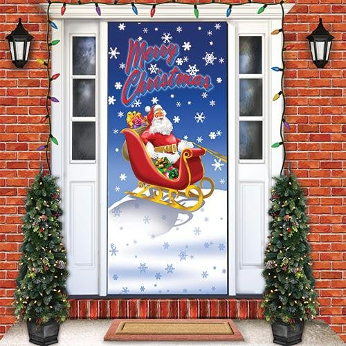 Amazon.com Door Sox Stretchable Fabric Christmas Door Covers (Peace On Earth Nativity  sc 1 st  Pezcame.Com & Christmas Door Sox u0026 Boston Red Sox Ornament Wreath By ... pezcame.com