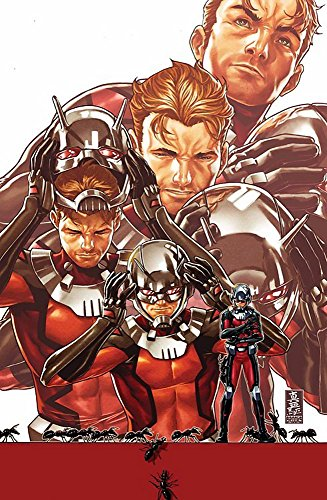 Ant-Man Vol. 1: Second-Chance Man (Ant Man Vol 1 Second Chance Man)