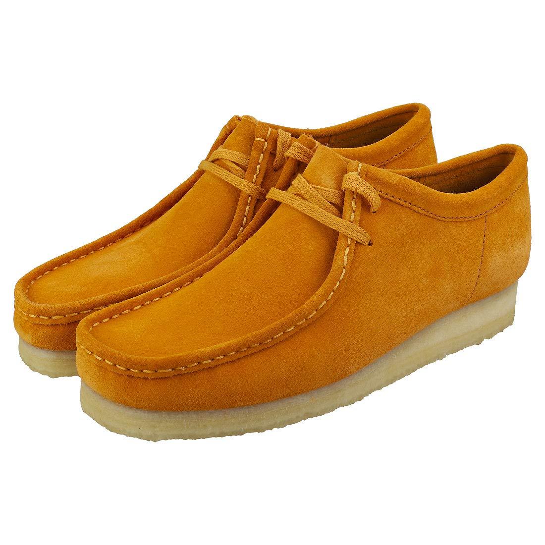 Clarks Originals Homme Wallabee Suede Chaussures
