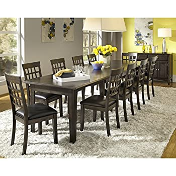 A America Simply Solid Corina Solid Wood 10 Piece Dining Collection