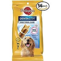 PEDIGREE DENTASTIX Large Dog Dental Treats, 56 Count