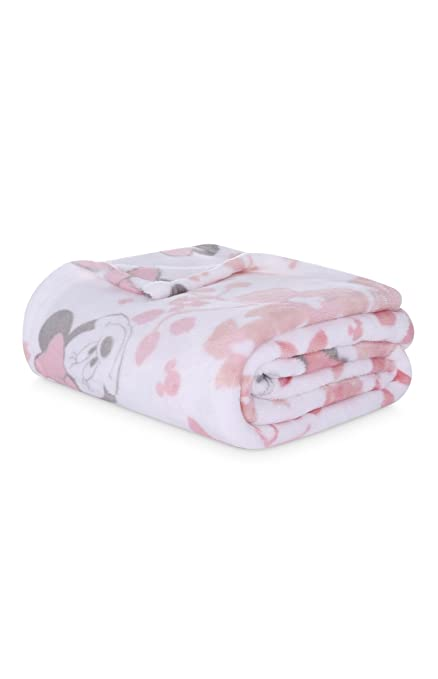 a7c1f1ec82a3 Image Unavailable. Image not available for. Colour: Primark Disney Minnie  Mouse Throw