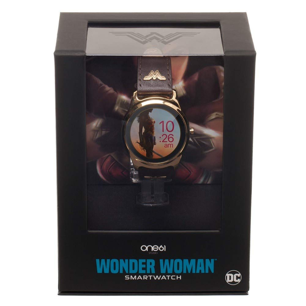 Smartwatch Wonder Woman: Amazon.es: Electrónica