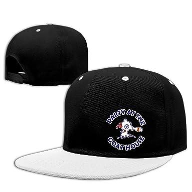 Fiesta en la casa de cabra screen-print gorras de béisbol Dri-fit ...