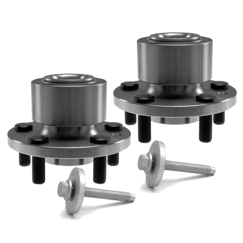 2x Radlager mit integriertem magnetischem ABS-Sensorring Vorderachse vorne links rechts