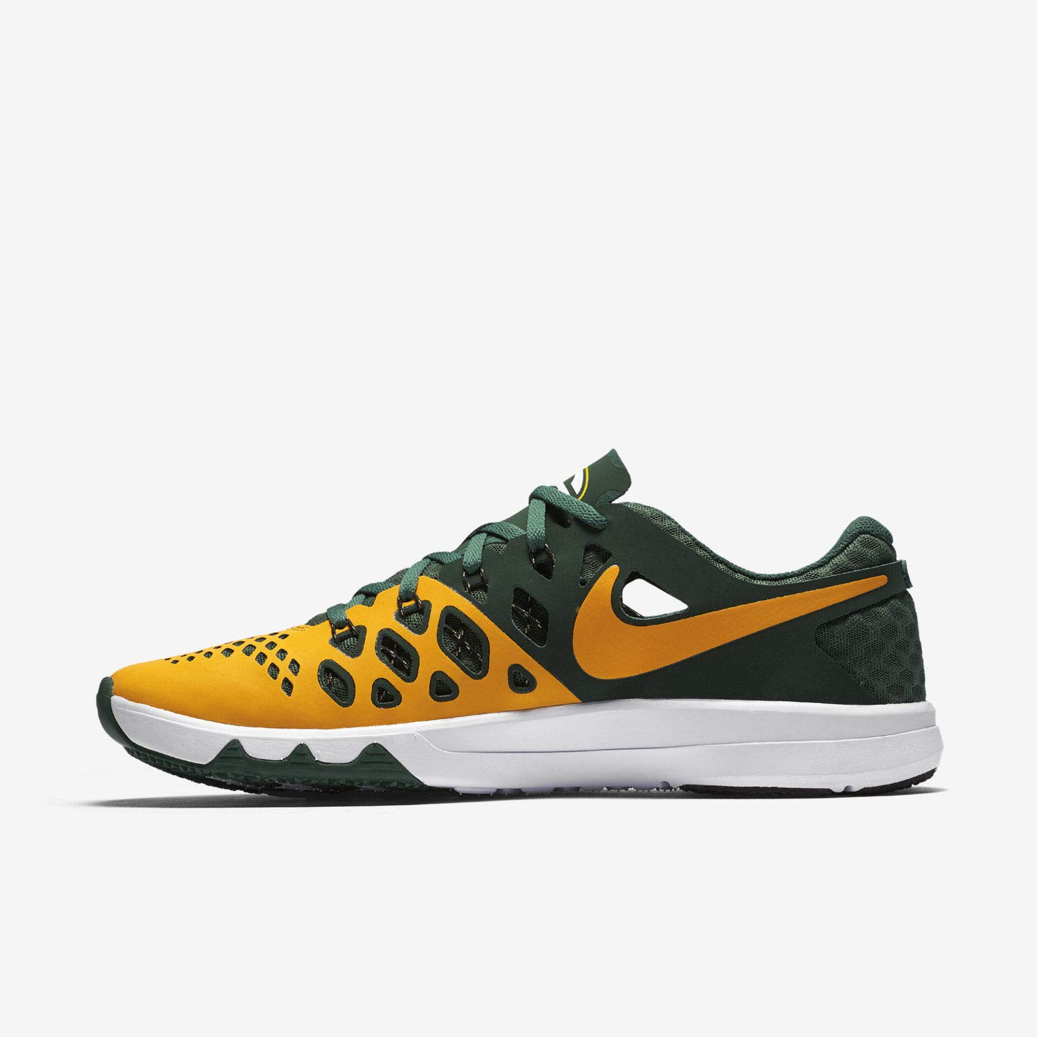 Green Limited Ed Packers ShoesSize9 Bay Train US848587 706 NFL 4 5 Men's Nike AMP Speed 4c3L5jSRAq