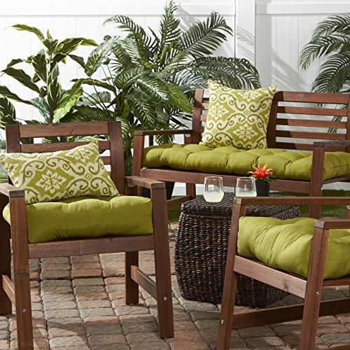 Greendale Home Fashions 51 Inch Indooroutdoor Bench Cushion Home
