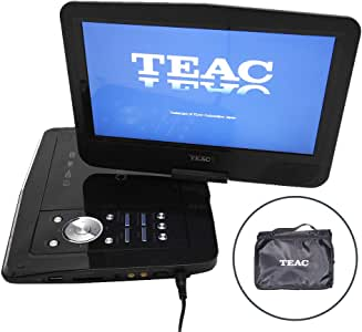 "TEAC 10.1"" Portable DVD Player 