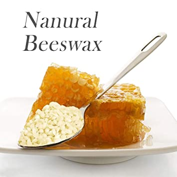500g Yellow Beeswax Pellets 100/% Pure and Natural Top Quality Beeswax