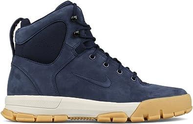 Romper Bonito este  Amazon.com: [454402 – 400] Nike Air nevist 6 ACG Botas Obsidian Color azul  marino: Shoes