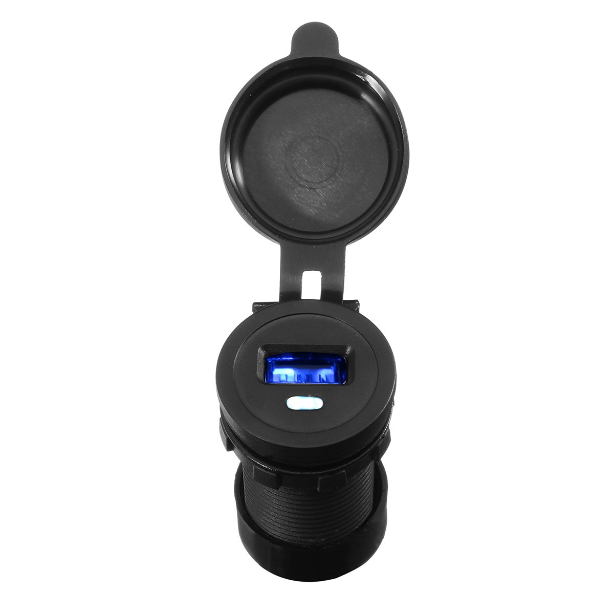 YONGYAO 12V 1A Moto Chargeur De Prise USB avec Bouchon /Étanche pour BMW