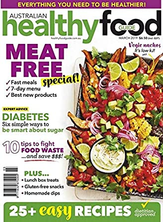 Healthy Food Guide Amazoncouk Kindle Store