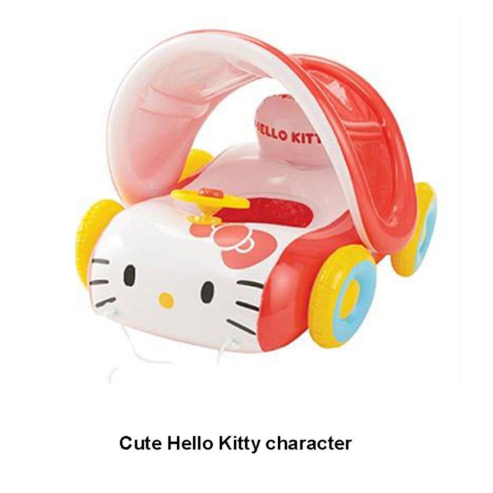Hello Kitty Parasol de voiture Walker Tube: Amazon.es: Bebé
