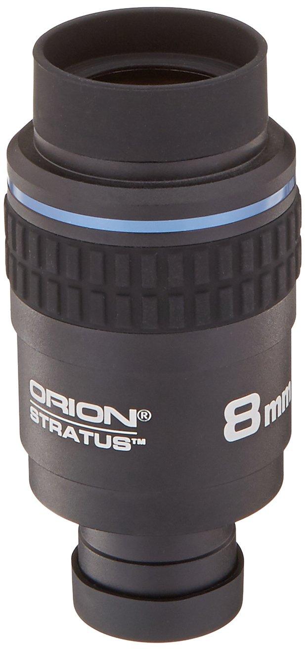 Orion 8243 8mm Stratus Wide-Field Eyepiece