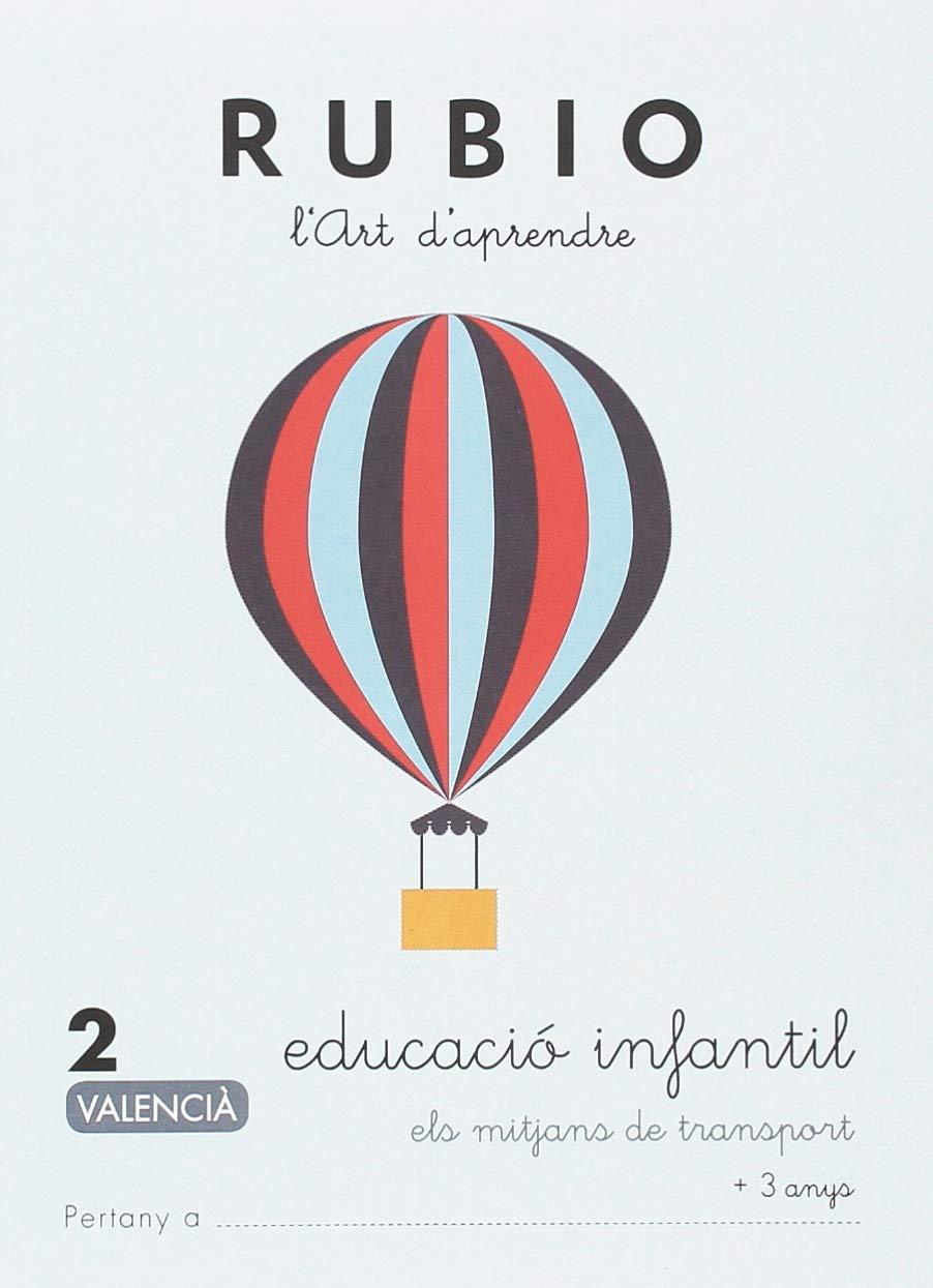 EDUCACIÓ INFANTIL 2 - VALENCIÀ: MITJANS DE TRANSPORT ...