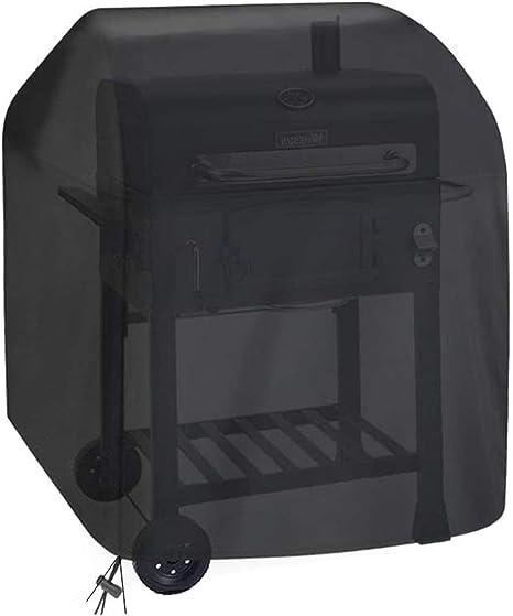 Antipolvere Anti-UV Copertura per Barbecue Oxford 4 Dimensioni Copertura per Barbecue Impermeabile Copertura Protettiva per Griglia a Gas Copertura per Griglia Esterna con Coulisse e Custodia