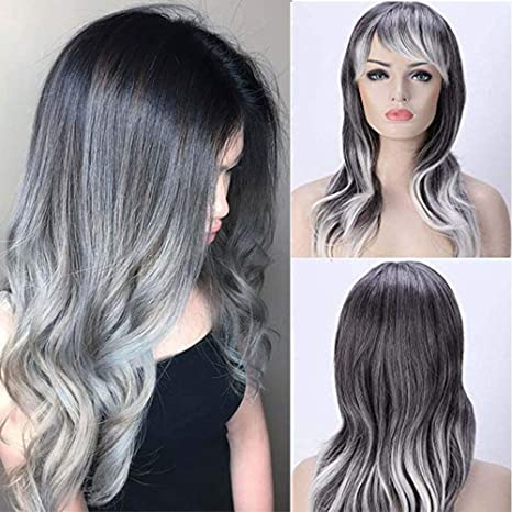 Perruque Femme Pas Cher Wig Perruque Cosplay