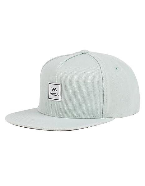 huge discount 7d59a ce838 RVCA Ensign Snapback Hat, Light Grey