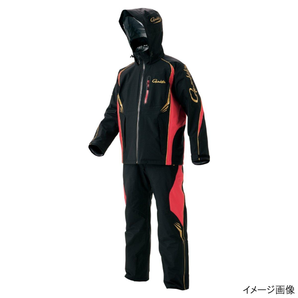 がまかつ オールウェザースーツ GM-3460 B01LW6YS1J  ブラック LL