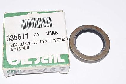Amazon com: CR Seals (SKF) 12363 - Nitrile Oil Seal - CRW1 Design