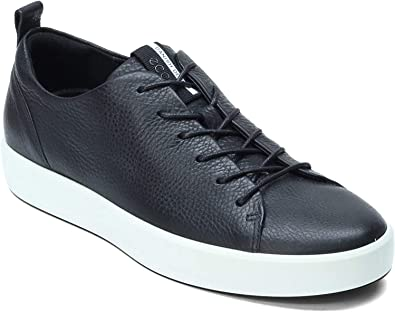 ECCO Men's Soft 8 Low Sneakers: Amazon