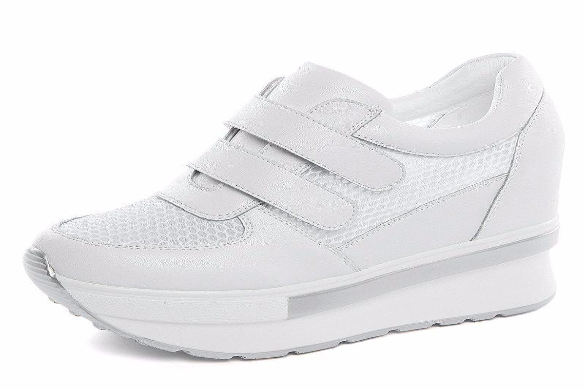 GTVERNH Damenschuhe Casual Schuhen Sind Dicke Hintern und Frauen Schuhe Sind Bedeckt mit Gaze.